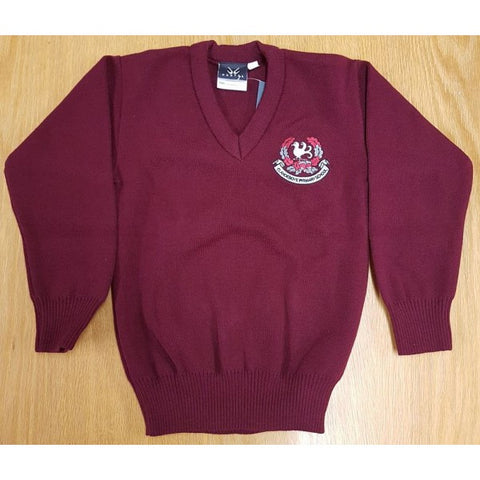 Clandeboye Primary School V-Neck Sweatshirt