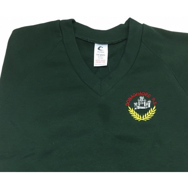 Donaghadee Primary School V-Neck Sweatshirt