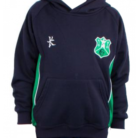 Fort Hill College Kukri Hoodie