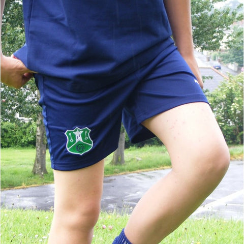 Fort Hill College P.E Athletic Shorts