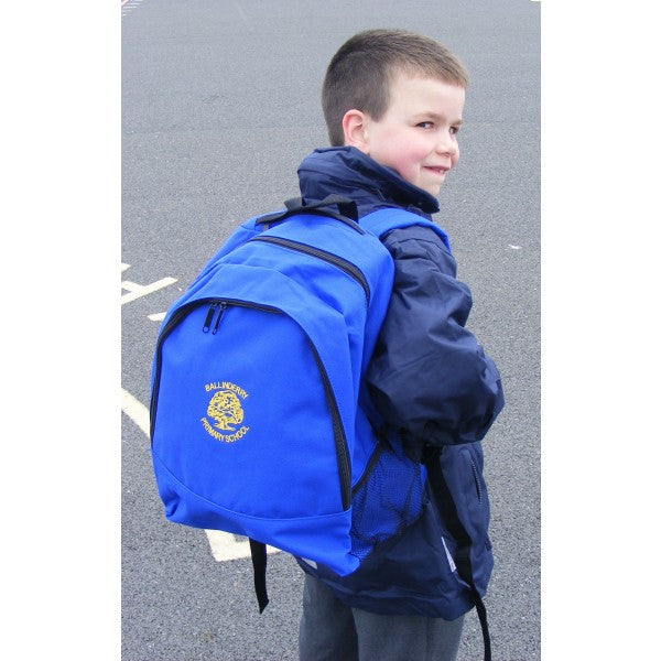 Ballinderry Primary School Fashion Backpack