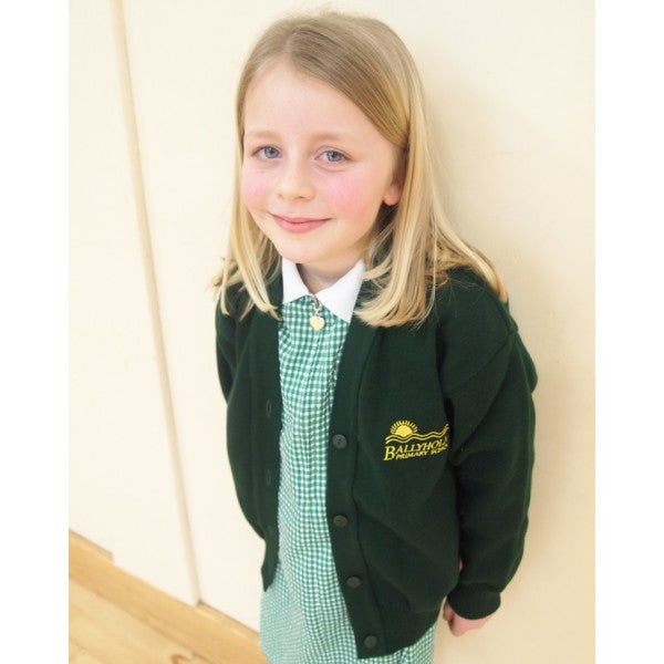Ballyholme Primary School Knitted Cardigan