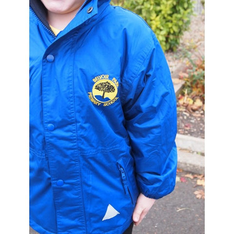 Belvoir Park Primary School Reversible Fleece Jacket