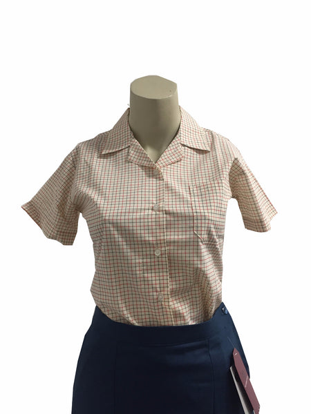 Hunterhouse College Blouse TwinPack (Short Sleeve)