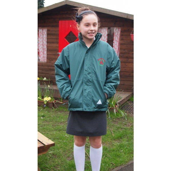 Brownlee Primary School Reversible Fleece Jacket