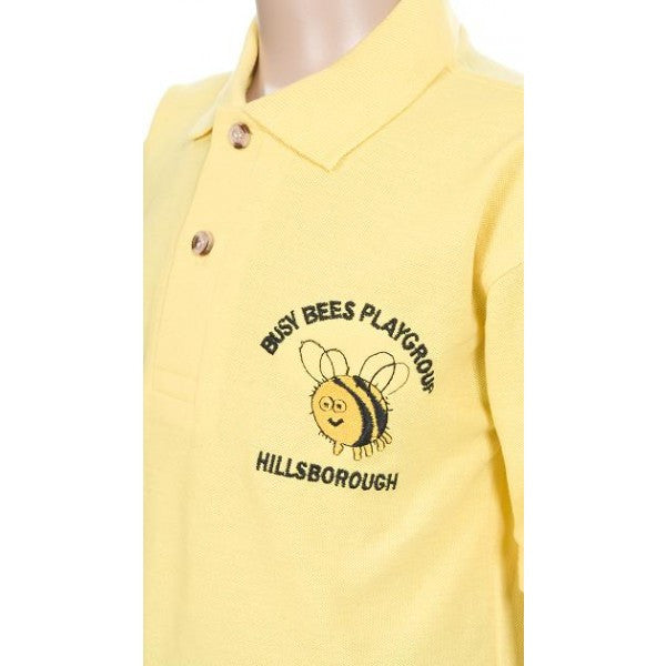 Busy Bees Playgroup Poloshirt