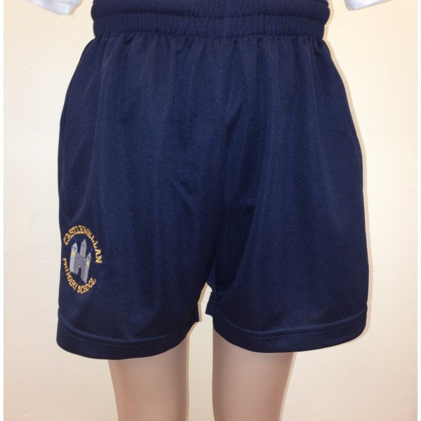 Castlewellan Primary School P.E Shorts