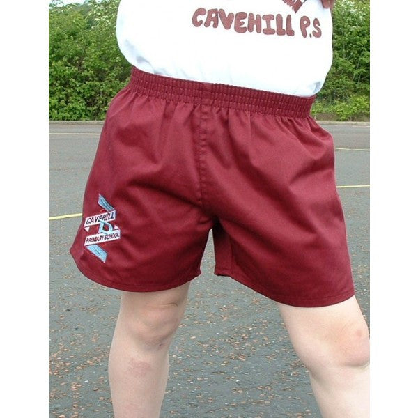 Cavehill Primary School P.E Shorts