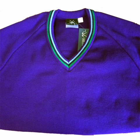 Cedar Lodge Secondary School V-Neck Jumper