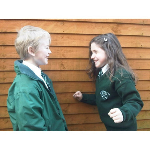 St Aloysius PS Deluxe Jacket