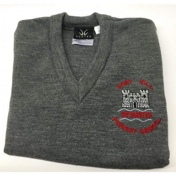 Fort Hill Integrated Primary School V-Neck Sweatshirt