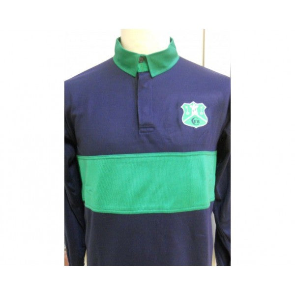 Fort Hill College Boys P.E  Rugby Shirt