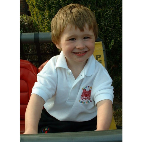 Fort Hill Nursery Polo Shirt