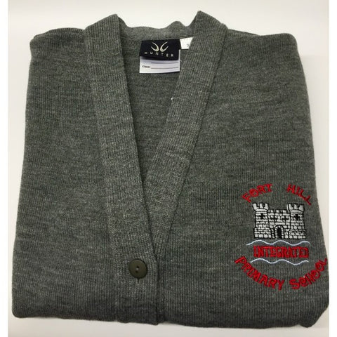 Fort Hill Integrated Primary Knitted Cardigan