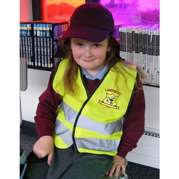 Largymore Primary School Safety Vest