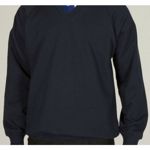 Fort Hill College V-Neck Jumper