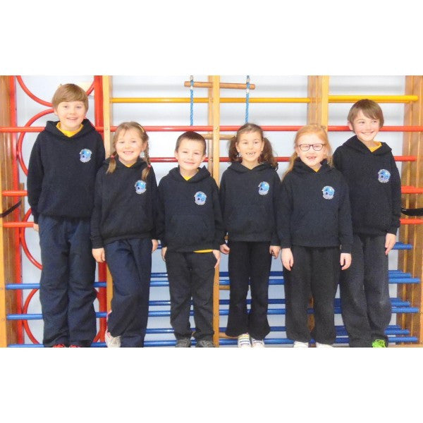 Ballycarrickmaddy Primary School Hooded Sweatshirt