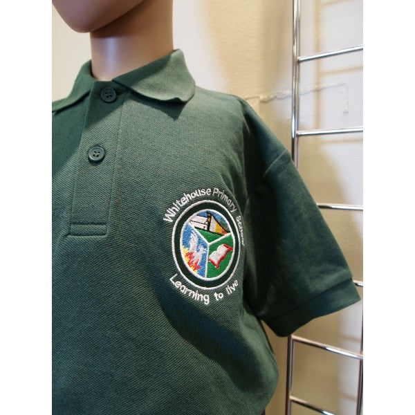 Whitehouse Primary School Polo