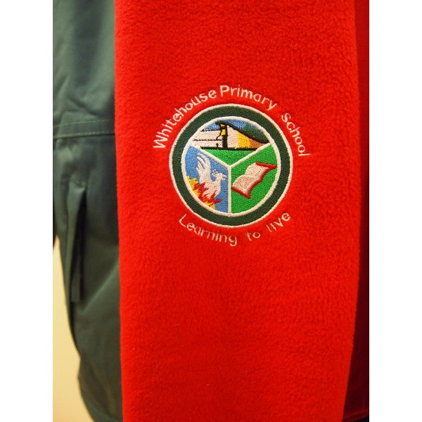 Whitehouse Primary School Scarf
