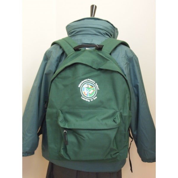 Whitehouse Primary School Backpack