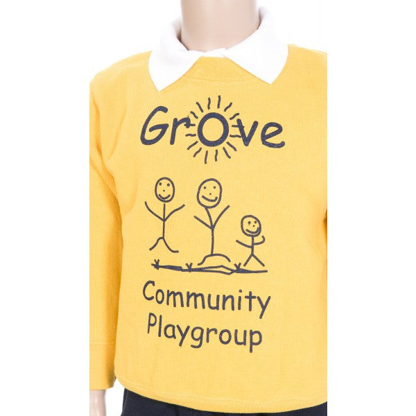 Grove Community Playgroup sweater