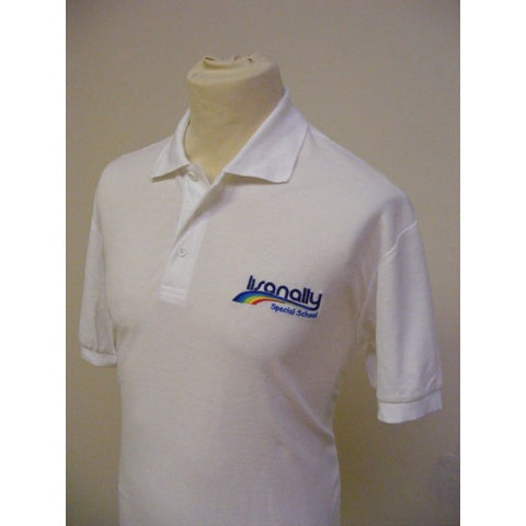 Lisanally Special School Casual Wear Polo