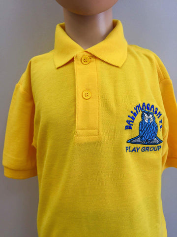 Ballymacash Playgroup Polo Shirt