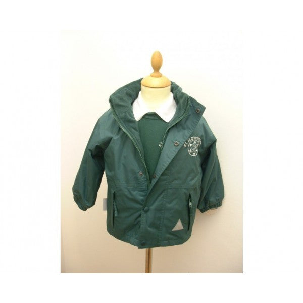 St Aloysius Nursery School Reversible Fleece Jacket
