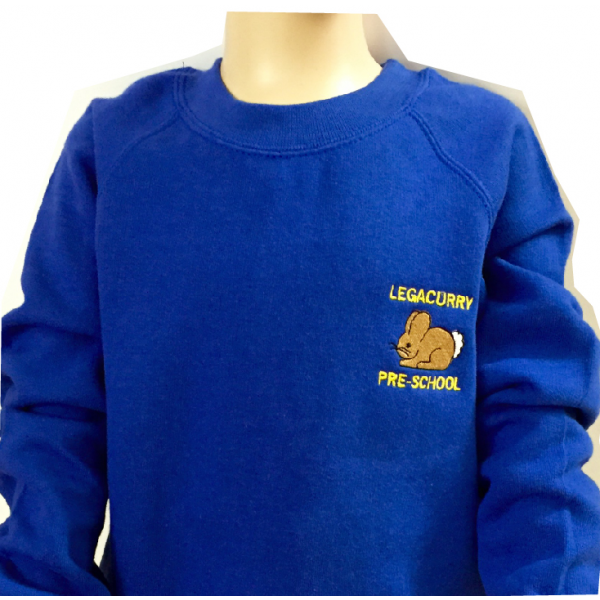 Legacurry Pre-School Sweater