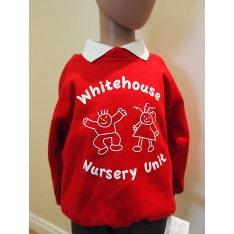 Whitehouse Nursery School Sweatshirt