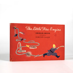 <span class='author'>GREENE, Graham & Dorothy Craigie</span> <br> <span class='title'>The Little Fire Engine</span>