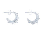 Silver Sanganer Earrings