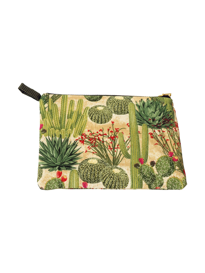 Cactus Desert Clutch Bag