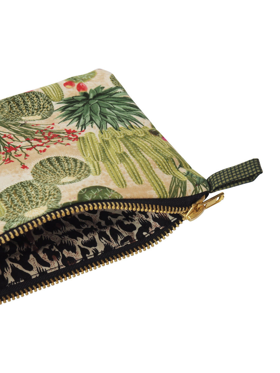 Cactus Desert Make-up Bag