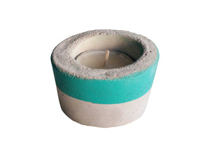 Concrete Tea Light Candle Holder