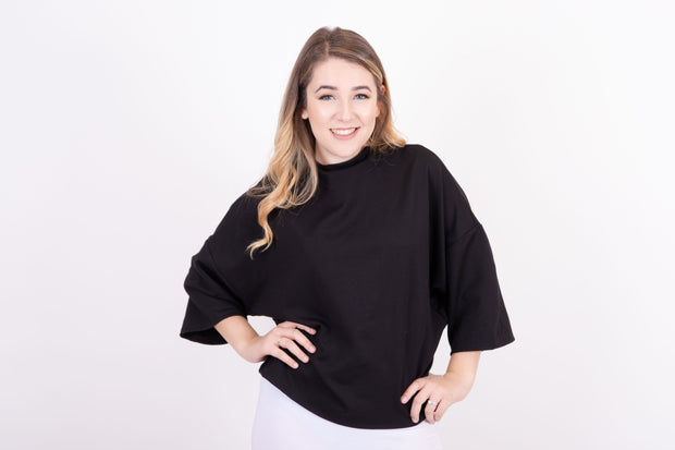KMW Wide Sleeve Top