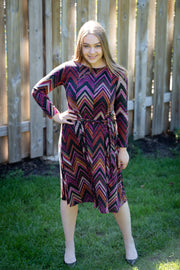 KMW Girls Tie Dye Tunic Dress