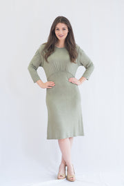 KMW Rouched Dress