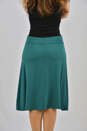 KMW Casual Flare Skirt