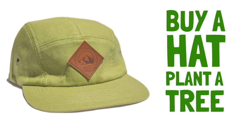 Hempster: Buy A Hat, Plant A Tree