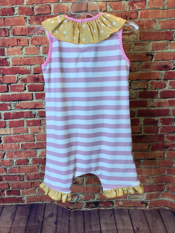 Girls Size 3T Girls Purple Boutique Outfit - AdorableOnline
