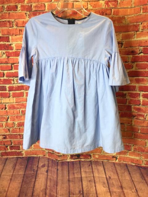 Girls Size 8 Girls Blue Zara Dress - AdorableOnline