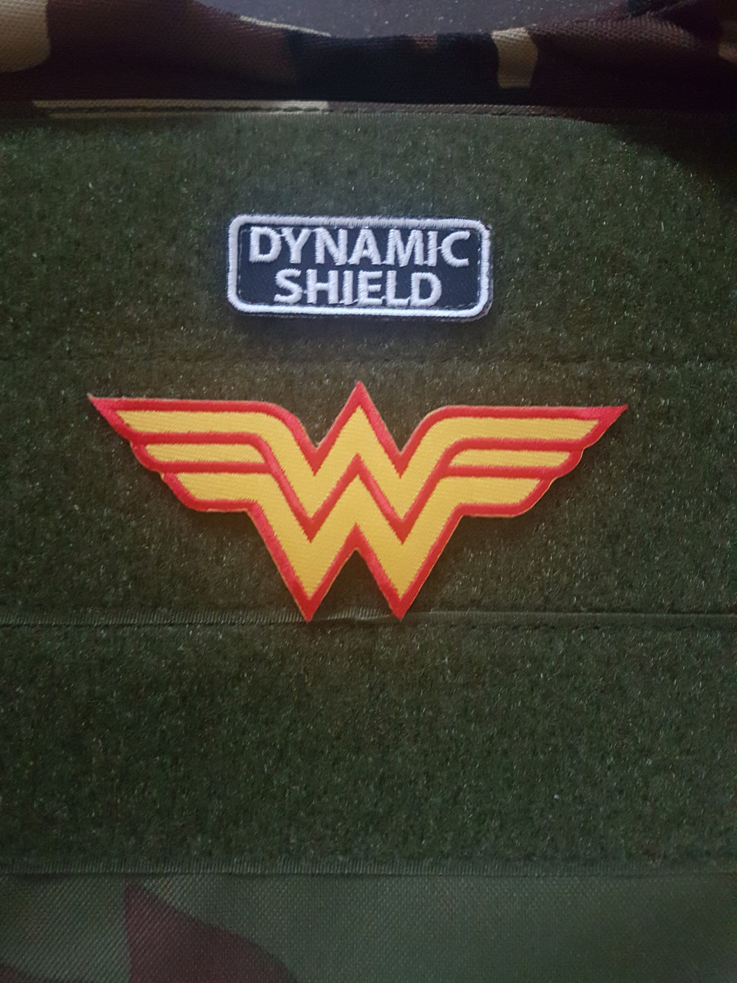 Woman Woman Patch