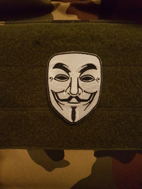 V for Vedetta Patch