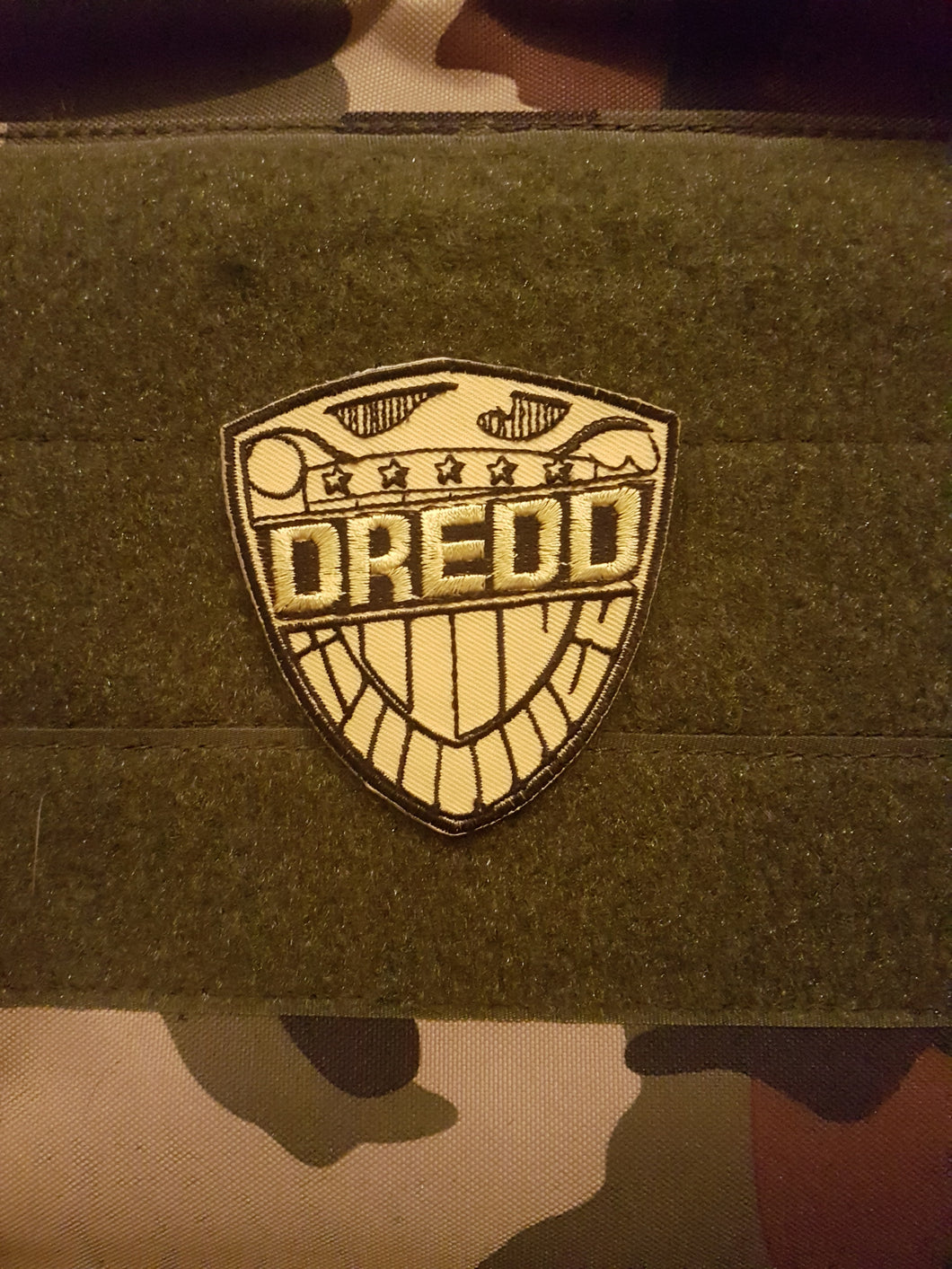 Judge Dredd Shield