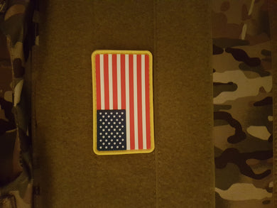 USA Rubber Patch