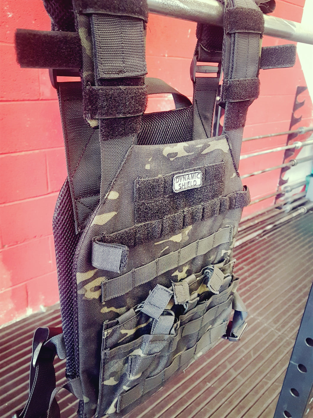 MKTHREE 7kg WEIGHTED VEST FARM FITNESS SPECIAL