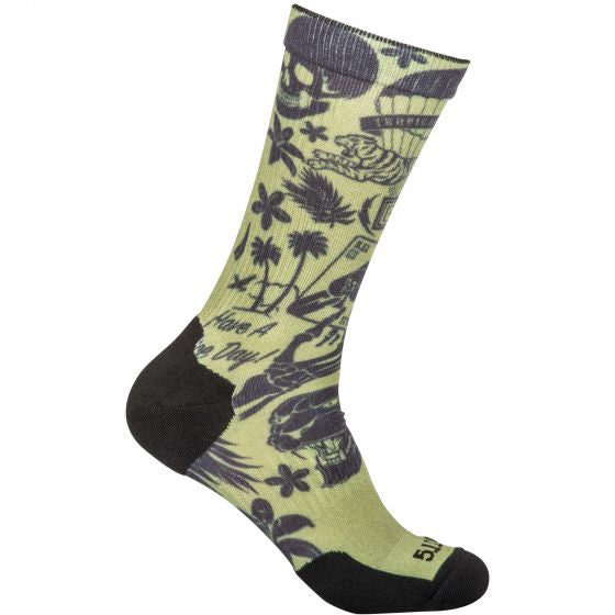 5.11 Tactical Sock and Awe Tropic Thunder