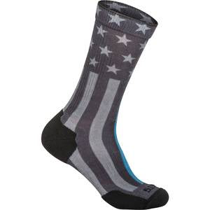 5.11 Tactical Sock and Thin Blue