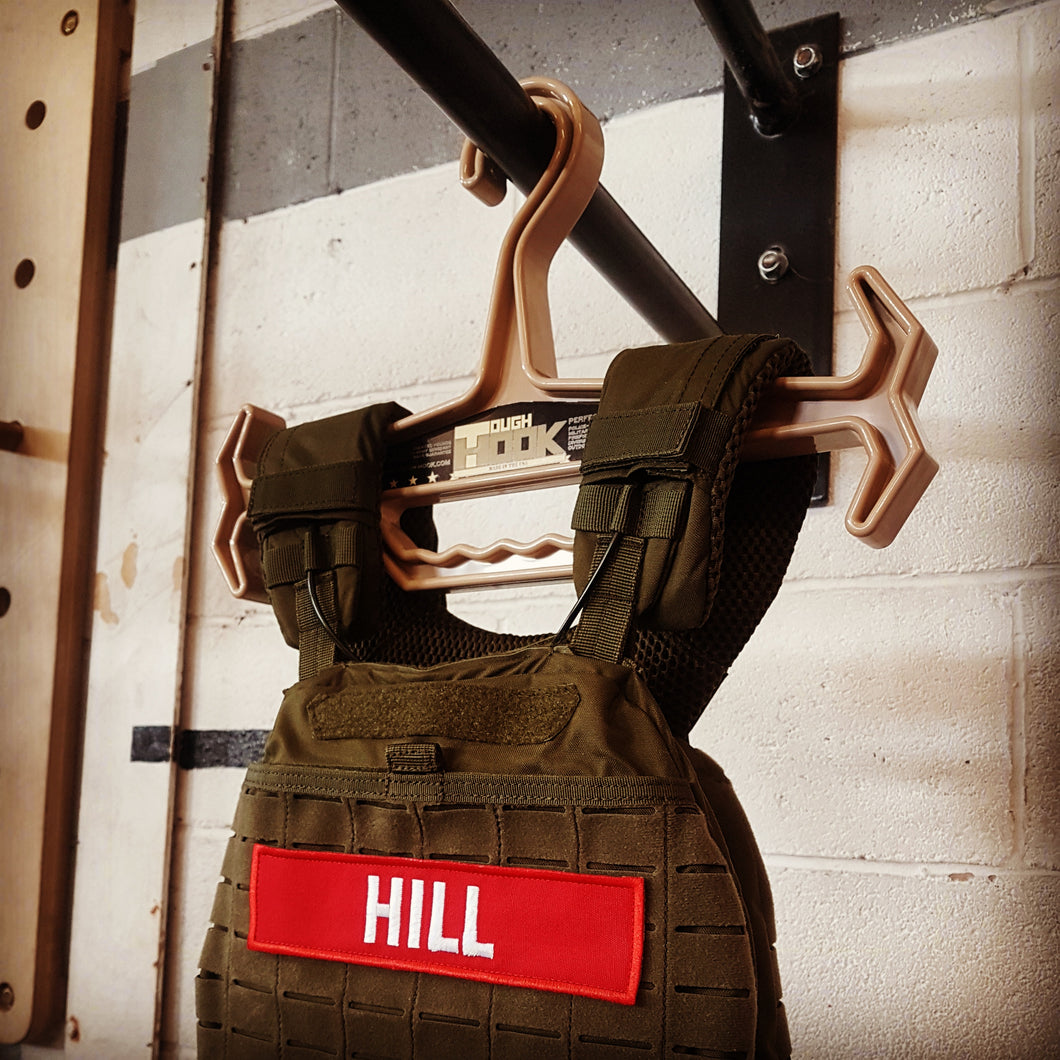 Tough Hook Tactical Hanger